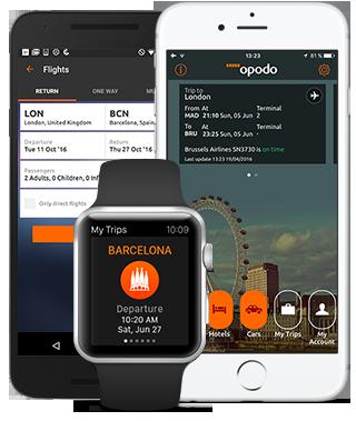 opodo mobile app